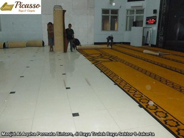 Masjid Al Aqsha Permata Bintaro, Jl Raya Trulek Raya Sektor 9 Jakarta1