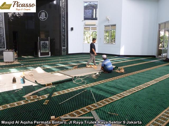 Masjid Al Aqsha Permata Bintaro, Jl Raya Trulek Raya Sektor 9 Jakarta3
