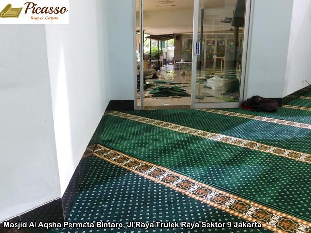 Masjid Al Aqsha Permata Bintaro, Jl Raya Trulek Raya Sektor 9 Jakarta5