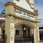 Masjid Ar Rahman Mantikulore, Palu Sulawesi Tengah1