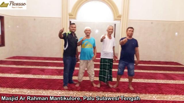 Masjid Ar Rahman Mantikulore, Palu Sulawesi Tengah9