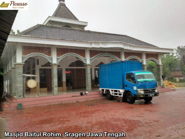 Masjid Baitul Rohim, Sragen Jawa Tengah1.