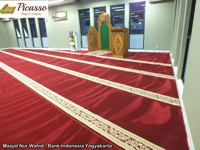 Masjid Nur Wahid - Bank Indonesia Yogyakarta10