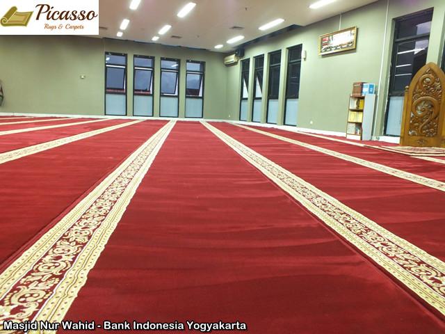 Masjid Nur Wahid - Bank Indonesia Yogyakarta12