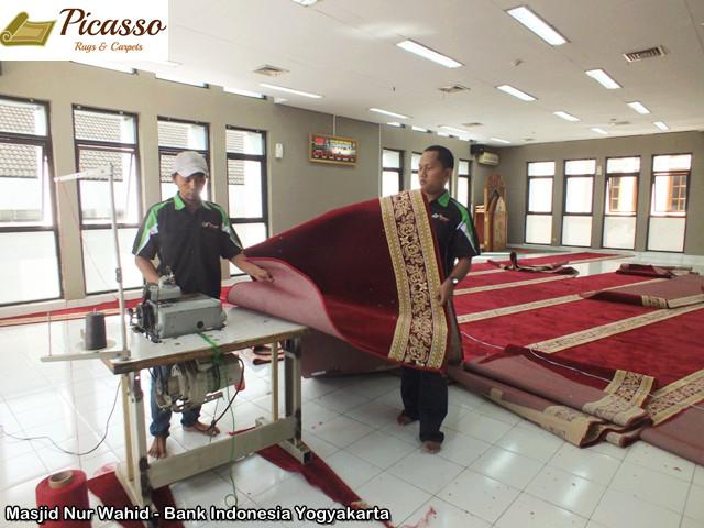Masjid Nur Wahid - Bank Indonesia Yogyakarta6