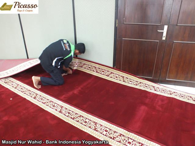 Masjid Nur Wahid - Bank Indonesia Yogyakarta7