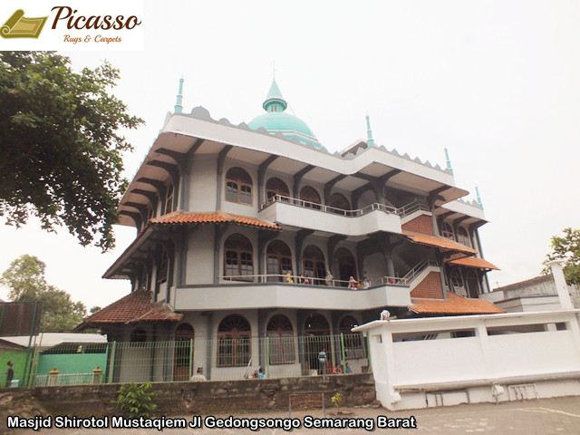 Masjid Shirotol Mustaqiem, Jl Gedongsongo III Manyaran Semarang