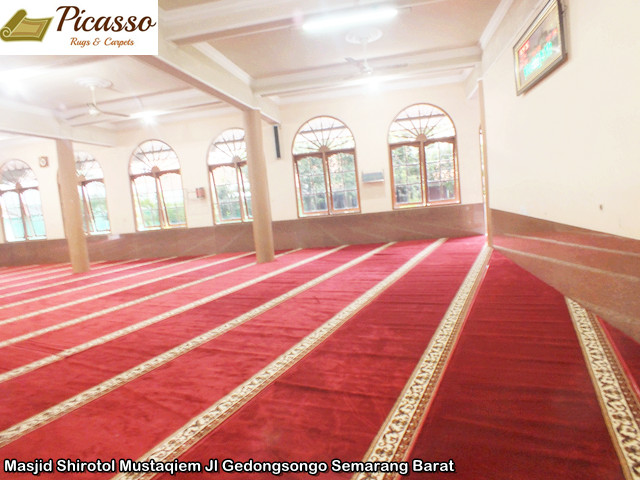 Masjid Shirotol Mustaqiem Jl Gedongsongo Semarang Barat18