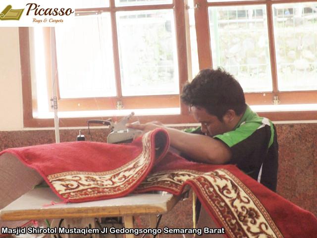 Masjid Shirotol Mustaqiem Jl Gedongsongo Semarang Barat3