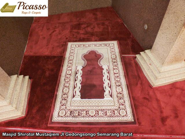 Masjid Shirotol Mustaqiem Jl Gedongsongo Semarang Barat8