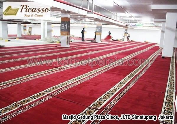 masjid plasa oleos