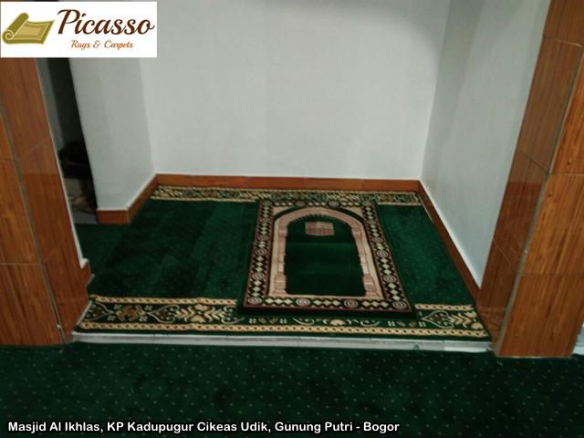 Masjid Al Ikhlas, KP Kadupugur Cikeas Udik, Gunung Putri - Bogor
