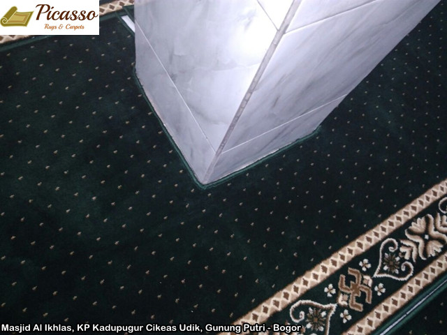 Masjid Al Ikhlas, KP Kadupugur Cikeas Udik, Gunung Putri - Bogor1