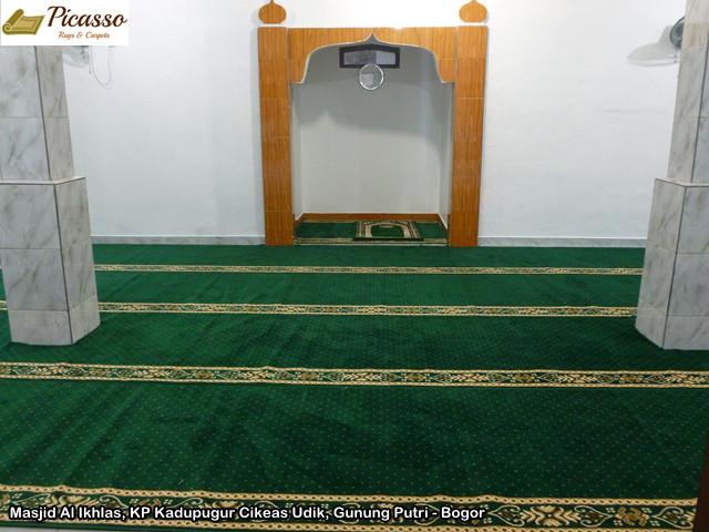 Masjid Al Ikhlas, KP Kadupugur Cikeas Udik, Gunung Putri - Bogor2
