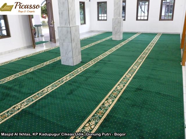Masjid Al Ikhlas, KP Kadupugur Cikeas Udik, Gunung Putri - Bogor4