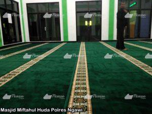 Masjid Miftahul Huda Polres Ngawi4
