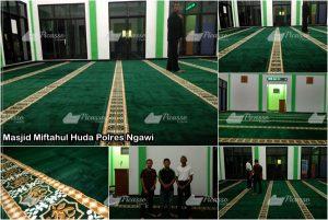 Masjid Miftahul Huda Polres Ngawi7