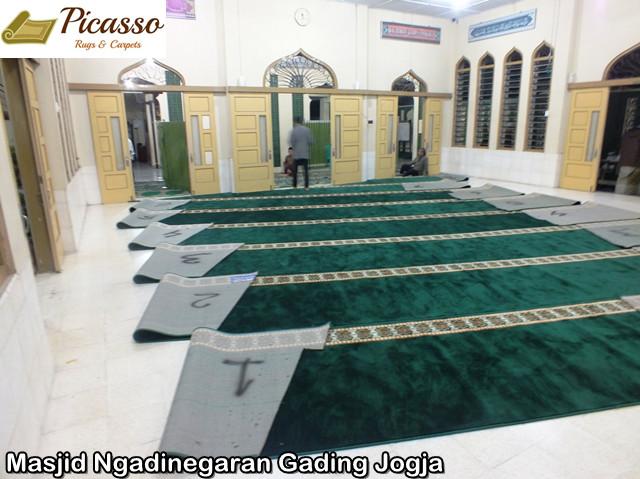 Masjid Ngadinegaran Gading Jogja