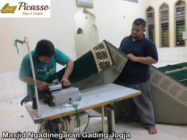 Masjid Ngadinegaran Gading Jogja1