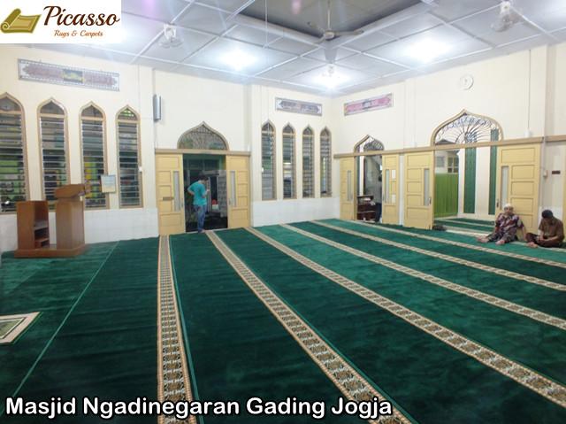 Masjid Ngadinegaran Gading Jogja9