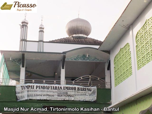 Masjid Nur Acmad, Tirtonirmolo Kasihan - Bantul