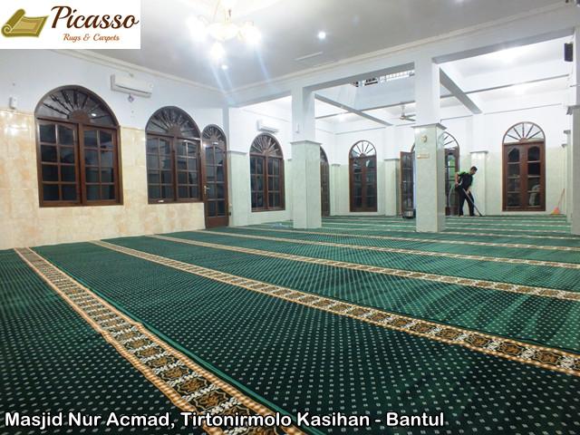 Masjid Nur Acmad, Tirtonirmolo Kasihan - Bantul2