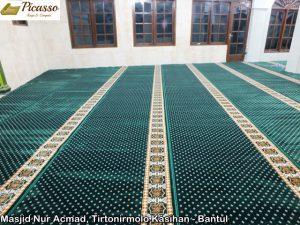 Masjid Nur Acmad, Tirtonirmolo Kasihan - Bantul3