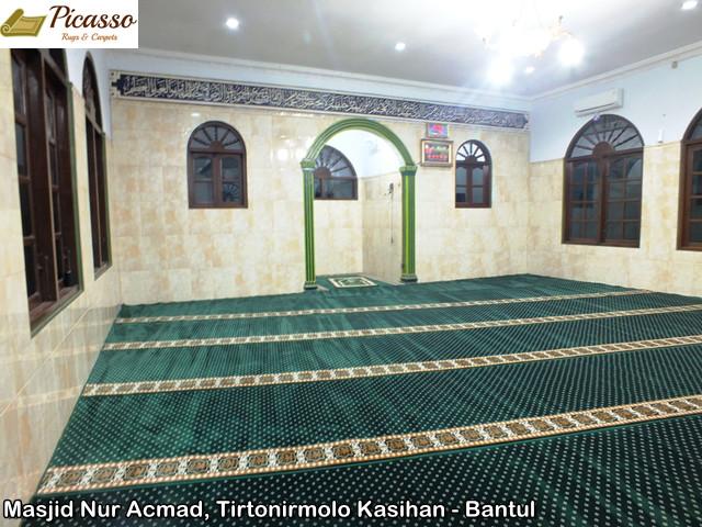 Masjid Nur Acmad, Tirtonirmolo Kasihan - Bantul4