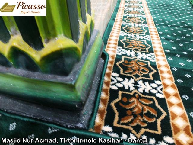 Masjid Nur Acmad, Tirtonirmolo Kasihan - Bantul6