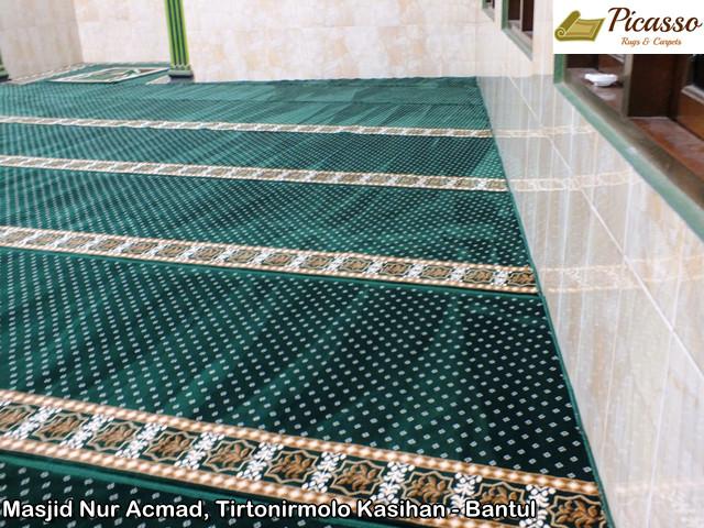 Masjid Nur Acmad, Tirtonirmolo Kasihan - Bantul7