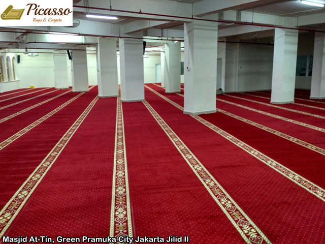 Masjid At-Tin, Green Pramuka City Jakarta Jilid II10
