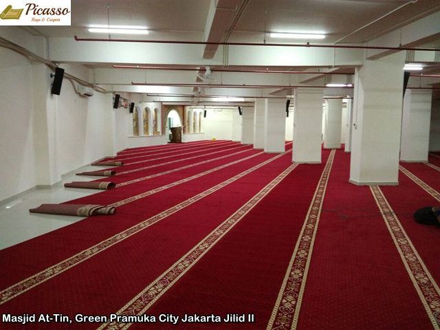 Masjid At-Tin, Green Pramuka City Jakarta Jilid II4
