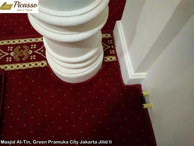 Masjid At-Tin, Green Pramuka City Jakarta Jilid II7