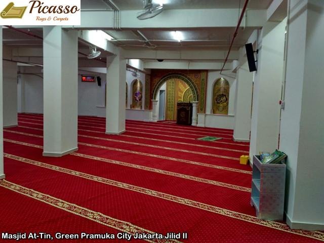 Masjid At-Tin, Green Pramuka City Jakarta Jilid II8