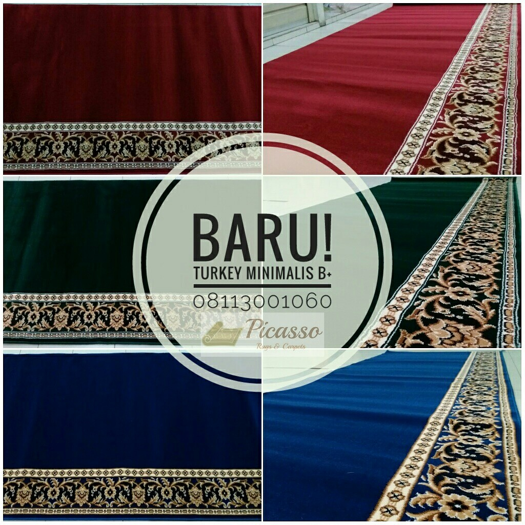 Motif Baru Karpet Masjid Minimalis Ini Siap Menyempurnakan Interior Masjid Anda!