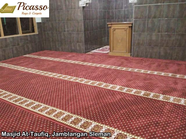 Masjid At-Taufiq, Jamblangan Sleman