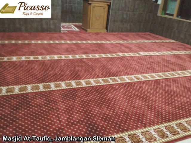 Masjid At-Taufiq, Jamblangan Sleman5