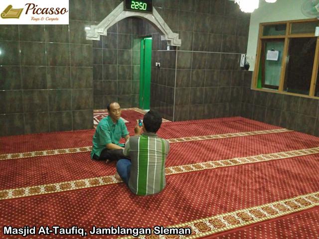 Masjid At-Taufiq, Jamblangan Sleman7