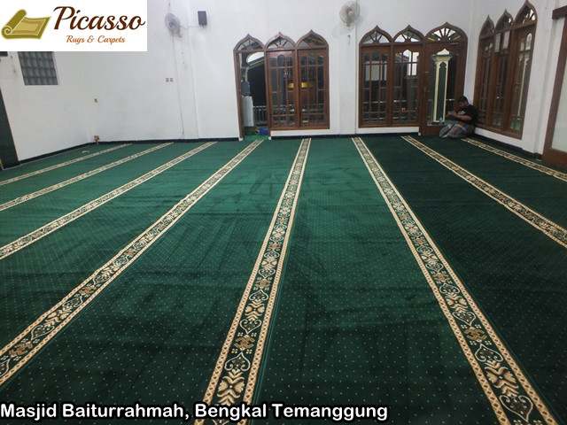 Masjid Baiturrahmah, Bengkal Temanggung12