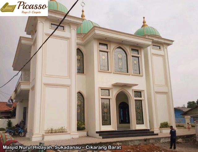 Masjid Nurul Hidayah, Sukadanau – Cikarang Barat