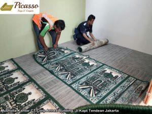 Musholla Kantor CT Corp Annex Building, Jl Kapt Tendean Jakarta