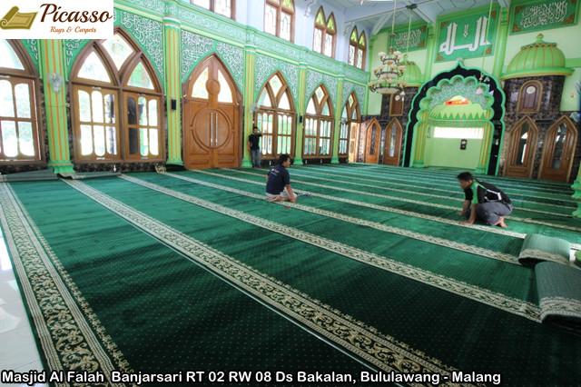 Masjid Al Falah  Banjarsari RT 02 RW 08 Ds Bakalan, Bululawang - Malang10