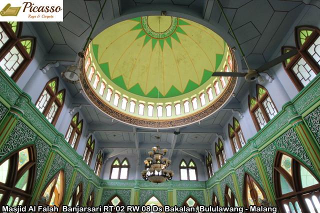 Masjid Al Falah  Banjarsari RT 02 RW 08 Ds Bakalan, Bululawang - Malang16