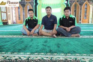 Masjid Al Falah  Banjarsari RT 02 RW 08 Ds Bakalan, Bululawang - Malang20