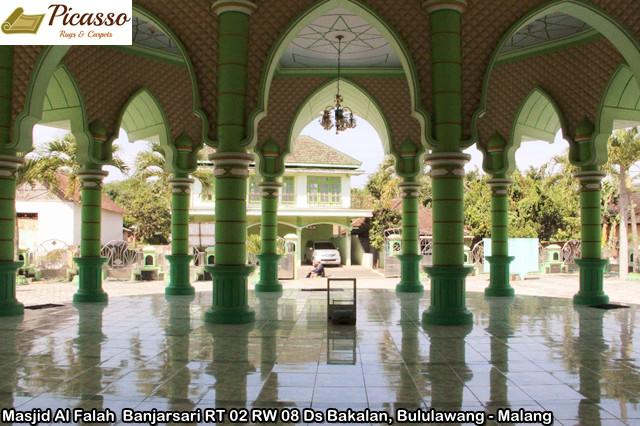 Masjid Al Falah  Banjarsari RT 02 RW 08 Ds Bakalan, Bululawang - Malang4