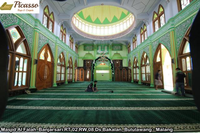 Masjid Al Falah  Banjarsari RT 02 RW 08 Ds Bakalan, Bululawang - Malang6
