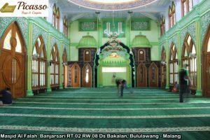 Masjid Al Falah  Banjarsari RT 02 RW 08 Ds Bakalan, Bululawang - Malang7