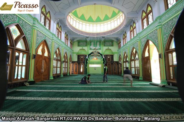 Masjid Al Falah  Banjarsari RT 02 RW 08 Ds Bakalan, Bululawang - Malang8