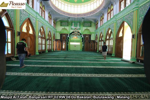 Masjid Al Falah  Banjarsari RT 02 RW 08 Ds Bakalan, Bululawang - Malang9