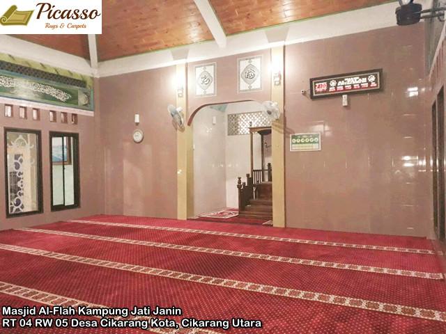 Masjid Al-Flah Kampung Jati Janin RT 04 RW 05 Desa Cikarang Kota, Cikarang Utara10